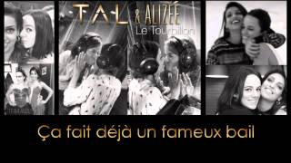 Tal & Alizée - Le tourbillon (Lyric video)