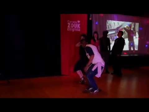 Dance floor, ft. Dadinho + Christina Montoya at Canada Zouk Congress 2016
