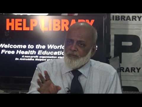 Defeat Diabetes Through Diet By Mr. Hussain Sabuwala HELP TALKS Video