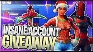 IM QUITING FORTNITE FREE EPIC ACCOUNT FOR 100 LIKES