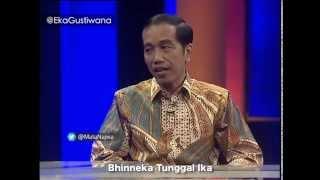 PRESIDEN JOKOWI feat. AHOK - HOREEE! DUK PAK DUK! (Merayakan Indonesia)