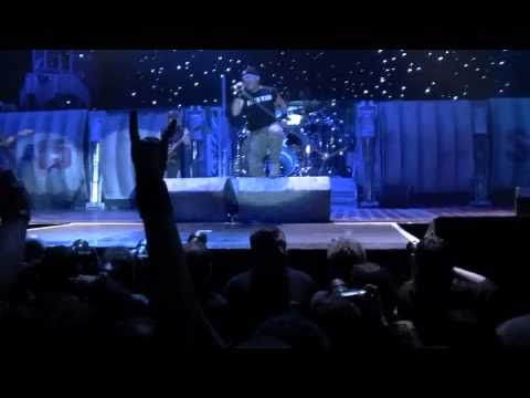 Iron Maiden - Satellite 15... The Final Frontier Live at Moscow 11.02.11