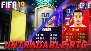 FIFA 19! THE UNTRADABLE RTG! ANY NEW PROMOS?! CAN WE UPGRADE THE SQUADS!? (PS4/XBOX)