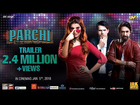 Parchi Official Trailer | Hareem Farooq &...
