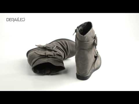 Blowfish Tugo Boots - Wedge Heel (For Women)