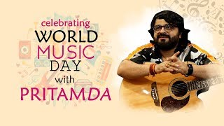 Pritam: Music takes you to a different world | SoundboxIndia | World Music Day
