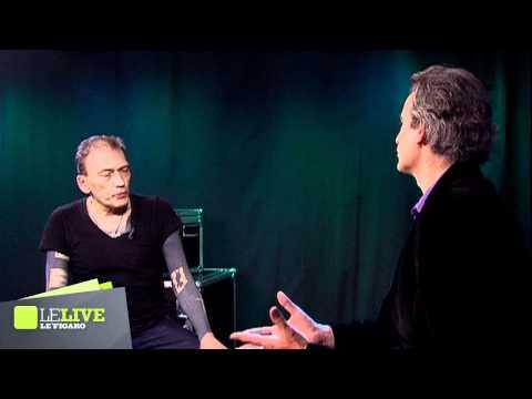 Daniel Darc - Interview par Oliver Nuc - Le Live