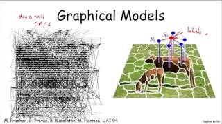 Probabilistic Graphical Models 1.2 Overview and Motivation