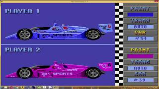 Mario Andretti Racing. Этап 4. JAMLIGHT (space team) vs Кирпич57 (практика)