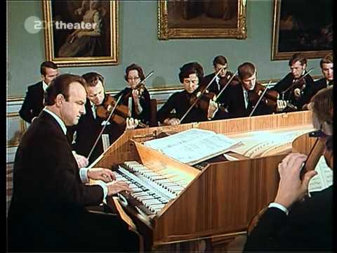 Bach-Richter-Brandenburg Concerto No.5-part 1 of 2 (HD)