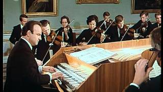 Bach-Richter-Brandenburg Concerto No.5-part 1 of 2 (HD)