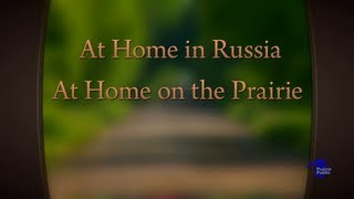 Gambar cover At Home In Russia, At Home On The Prairie