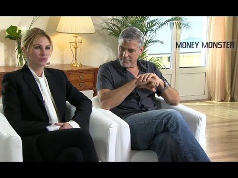 Клуни и Робертс про Финансового монстра. Индустрия кино от 03.06.16