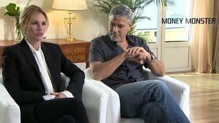 Клуни и Робертс про