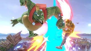 Top 10 Insane Edge Guards - Super Smash Bros. Ultimate