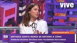SLB. Antonia Santa María y su particular visión sobre las redes sociales
