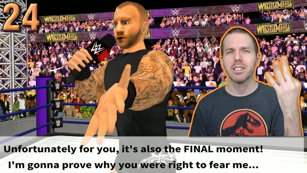 Outta Nowhere? || Wrestling Revolution 3D Career Mode WR3D #24