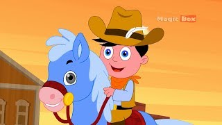 Yankee Doodle Doo - English Nursery Rhymes - Cartoon And Animated Rhymes