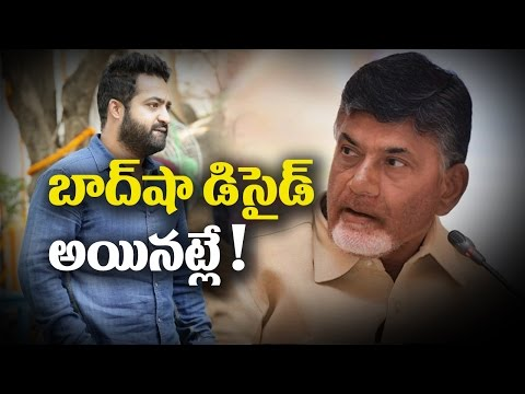 Jr NTR Decides Not To Go with TDP (Telugu Desam Party)  - Journalist Diary Plus
