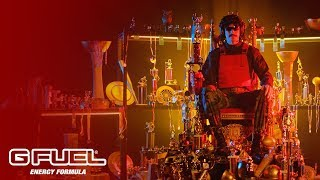 Dr. Disrespect - Black on Blackberry | G FUEL