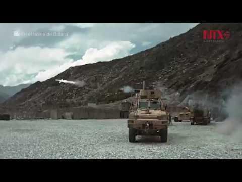 """""""En el frente de Batalla"""", Harris Whitbeck, presenta un año de batalla en Afganistán"""