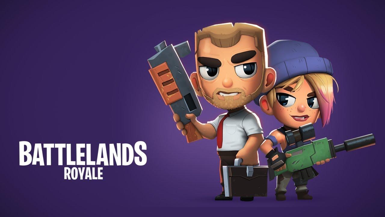 Картинки по запросу Battlelands Royale