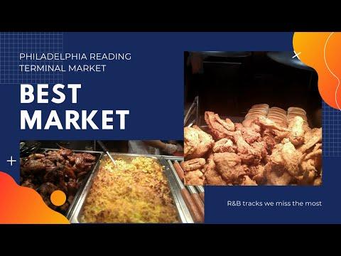 Philadelphia Reading Terminal Market  for US Trip Part 4