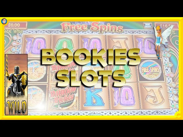 BOOKIES SLOTS: Reel King Potty, Rainbow Riches Free Spins, Spartacus High and Mighty!!!