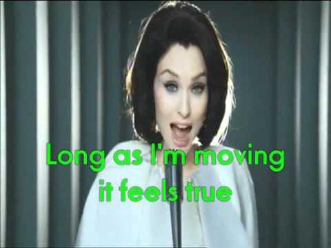 Sophie Ellis Bextor-Heartbreak(Make Me A Dancer)[Karaoke Lyrics]