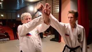 Обзорное видео тренировки ЧМ по Тхэквондо