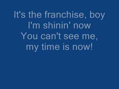 John Cena - The Time Is Now w/ lyrics