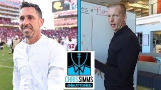 NFL Week 12 Cheat Sheet: Inside 49ers' creative offense | Chris Simms Unbuttoned | NBC Sports