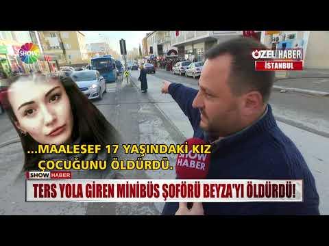 Ters Yola Giren Minibüs şoförü Beyza'yı öldürdü!