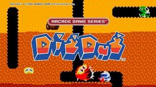 (Arcade) Dig Dug: Pooka and Fygar SOLDIERDIEGO
