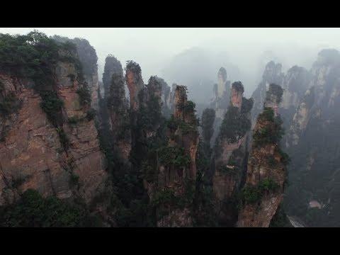 هل اُستوحي الكوكب الخيالي في أفاتار من هذه الحديقة بالصين؟  - نشر قبل 9 ساعة
