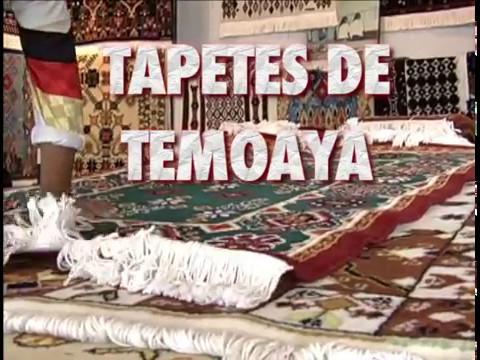 Tapetes de temoaya arte popular mexicano youtube for Tapetes anudados a mano