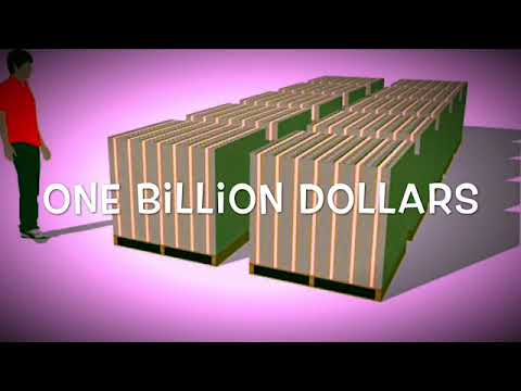 What Does A Million Dollars Look Like