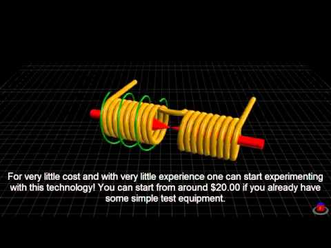 Free Energy Jan 2015 How  Partnered Output Coils  Work Together   Its NOW up to YOU!!!