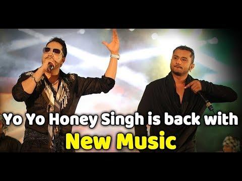 Yo Yo Honey Singh is Back with new Music | Mika Singh |Dainik Savera