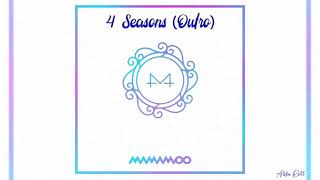 [AUDIO] 마마무(MAMAMOO) - 4 Seasons (Outro) [White Wind (9th Mini AIbum)]