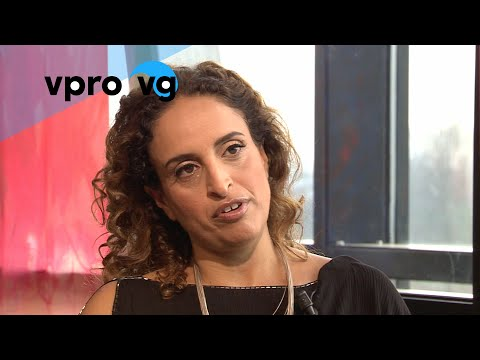 Noa - interview (live @Bimhuis Amsterdam)