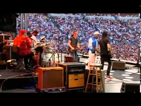 Buddy Guy, Johnny Lang & Ronnie Wood - Miss You (Live)