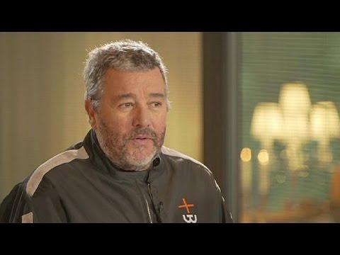 """Philippe Starck: """"Soy autista y vivo en una autarquía casi total"""""""