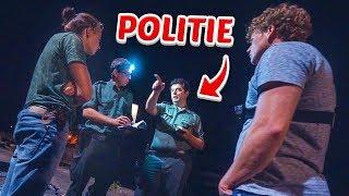 WE ZIJN BETRAPT IN HET BUITENLAND! (politie) #2194