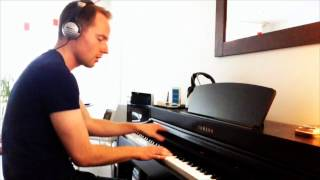 Small moments like these - Above and Beyond [Piano cover]