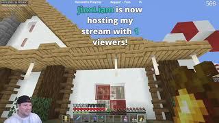 12/08/2019 Hermitcraft Livestream Sunday! - (Stream Replay)