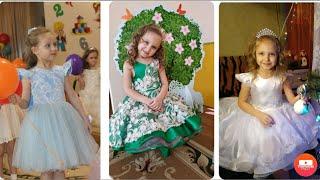 Наши платья. Шьём для принцесс!