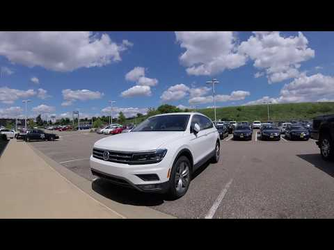 Quick walkaround of the new 2018 Tiguan