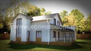 видео Строить дом с балконом?