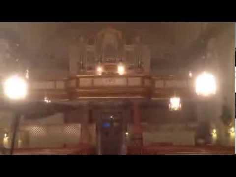 Lena Martinsson (church-cantor) - Mr. Crowley (OZZY), intro.